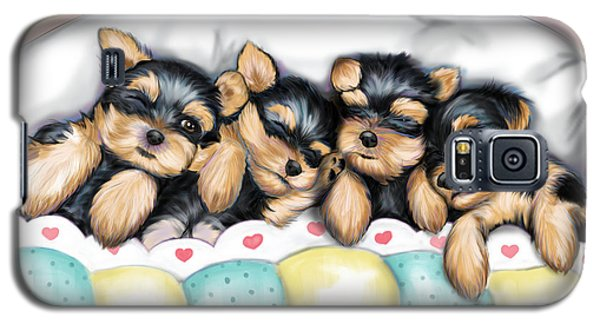 Sleeping Babies Galaxy S5 Case
