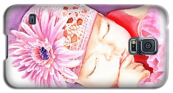 Sleeping Baby Galaxy S5 Case