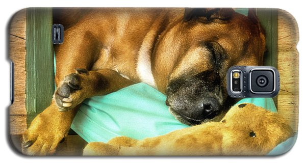 Sleeping Beauty 01 Galaxy S5 Case by Kevin Chippindall