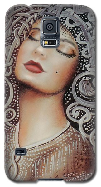 Sleeping Beauty Galaxy S5 Case