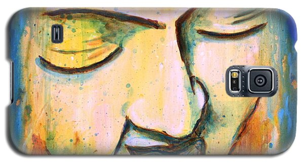 Sleeping Buddha Head Galaxy S5 Case