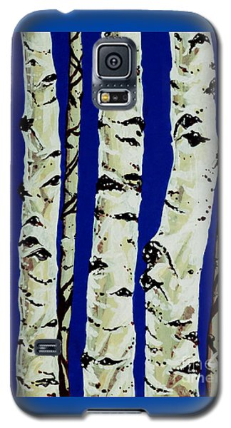Sleeping Giants Galaxy S5 Case by Jackie Carpenter