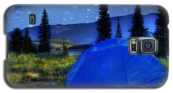 Sleeping Under The Stars Galaxy S5 Case