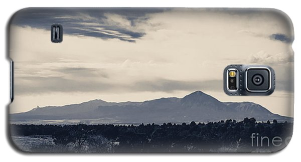 Sleeping Ute Mountain Galaxy S5 Case