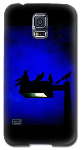 Sleepless At Midnight Galaxy S5 Case