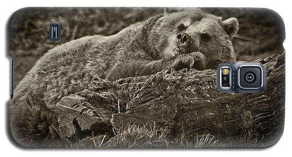 Sleepy Bear Galaxy S5 Case