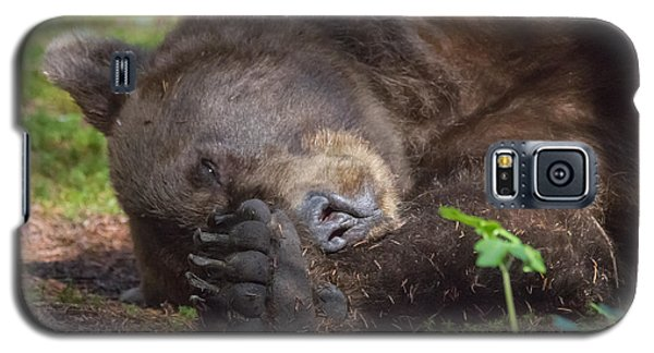 Sleepy Head Galaxy S5 Case