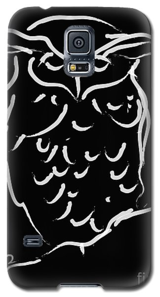 Sleepy Owl Galaxy S5 Case