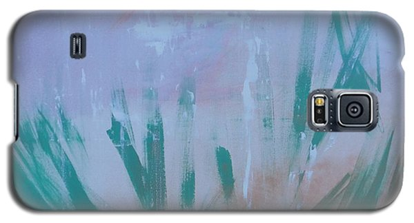 Galaxy S5 Case featuring the painting Sleepy Pond by PainterArtist FIN