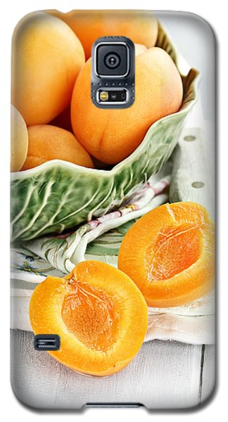Sliced Nectarines  Galaxy S5 Case