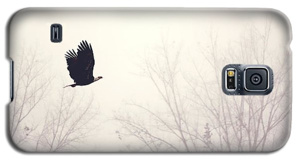 Slicing Through The Fog Galaxy S5 Case by Melanie Lankford Photography