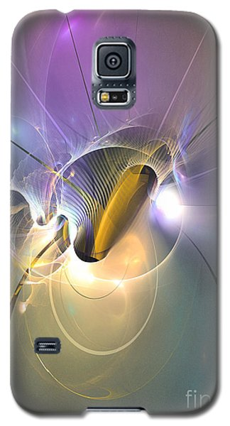 Slight Light Galaxy S5 Case