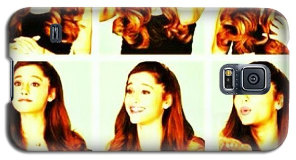 Nerd Galaxy S5 Case - slim Shady 😎 {#arianagrande} by Cherlee Games