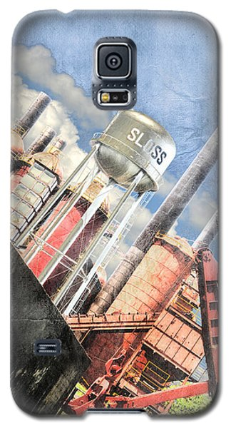 Sloss Furnace Galaxy S5 Case