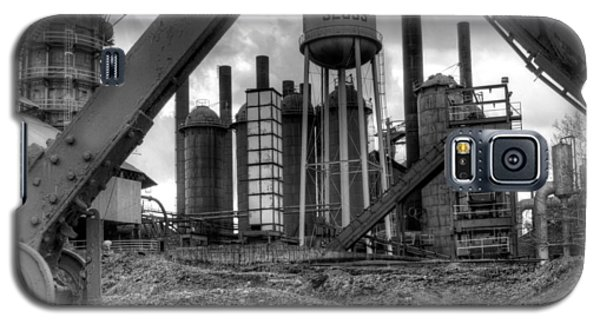 Sloss Furnace Galaxy S5 Case by Fred Baird