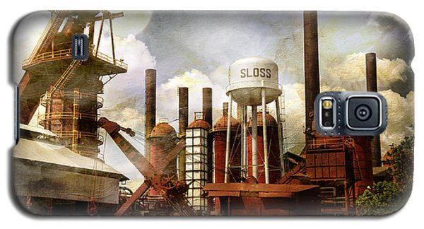 Sloss Furnace II Galaxy S5 Case