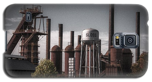 Sloss Furnaces Galaxy S5 Case