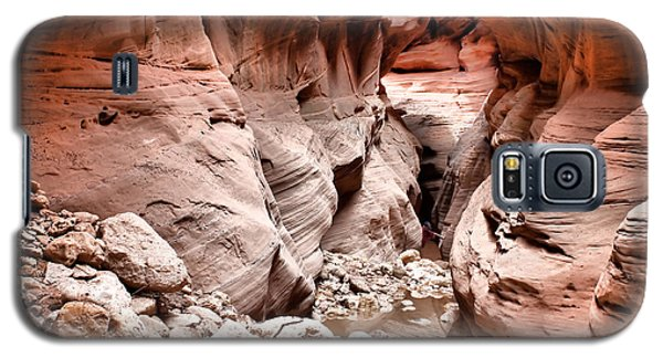Slot Canyon Hike Galaxy S5 Case