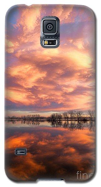 Slow Burn Galaxy S5 Case