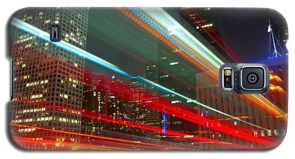 Slow Motion La Galaxy S5 Case