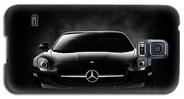 Galaxy S5 Case featuring the digital art Sls Black by Douglas Pittman
