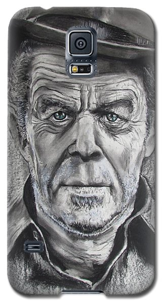 Small Change For Tom Waits Galaxy S5 Case by Eric Dee