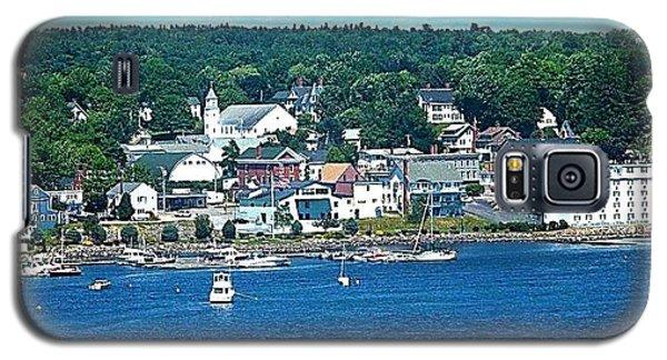 Small Coastal Town America Galaxy S5 Case