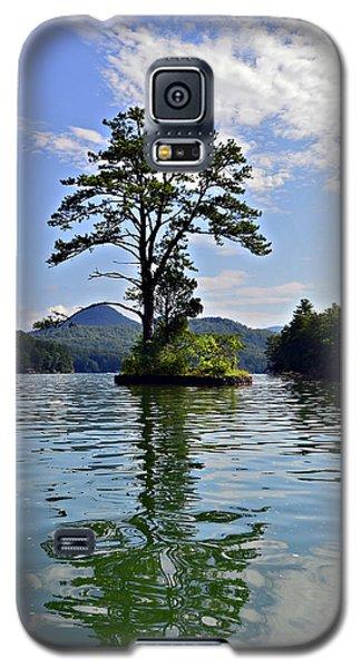 Small Island Galaxy S5 Case