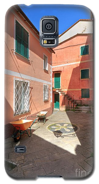 small square in Camogli Galaxy S5 Case