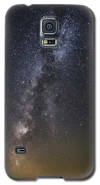Small Under The Night Sky Galaxy S5 Case