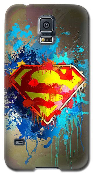 Smallville Galaxy S5 Case