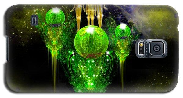 Smaragdine City Galaxy S5 Case