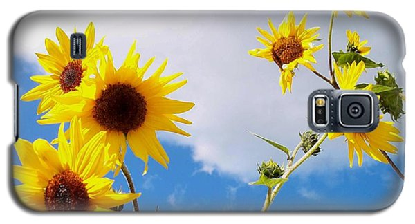 Smile Down On Me Galaxy S5 Case