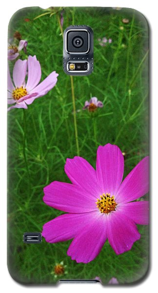 Smiles Galaxy S5 Case by Lucy D