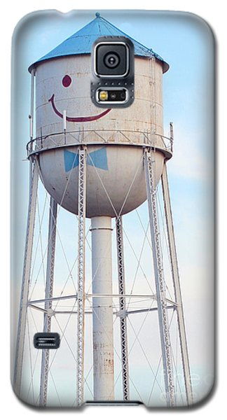 Smiley The Water Tower Galaxy S5 Case by Steve Augustin