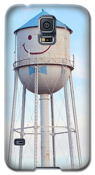 Smiley The Water Tower Galaxy S5 Case