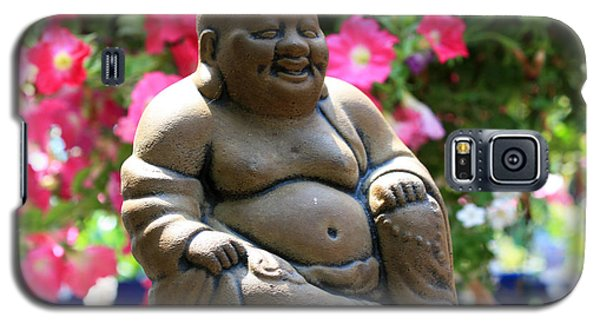 Smiling Buddha Galaxy S5 Case