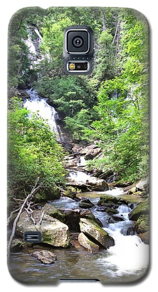 Smith Creek Downstream Of Anna Ruby Falls - 3 Galaxy S5 Case
