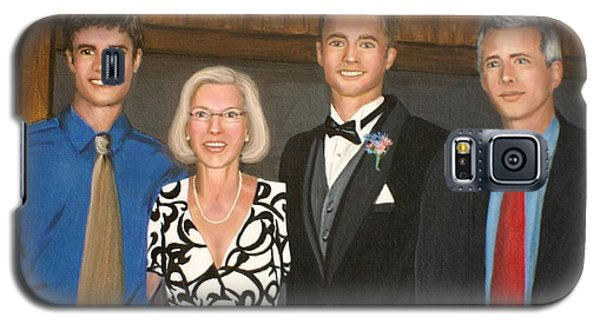 Smith Family Portrait Galaxy S5 Case