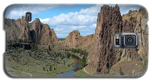 Smith Rocks Galaxy S5 Case