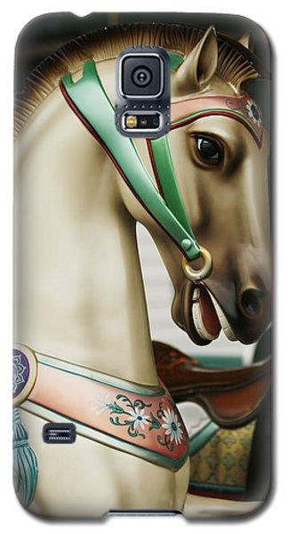 Smithville Carousel Horse I Galaxy S5 Case