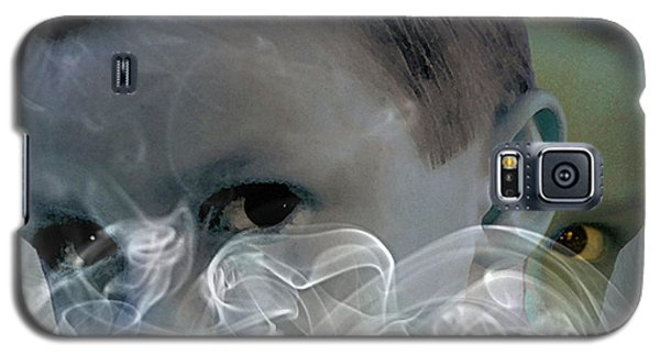 Smoke And Mirrors Galaxy S5 Case