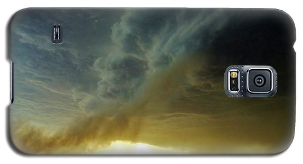 Smoke And The Supercell Galaxy S5 Case by Ed Sweeney