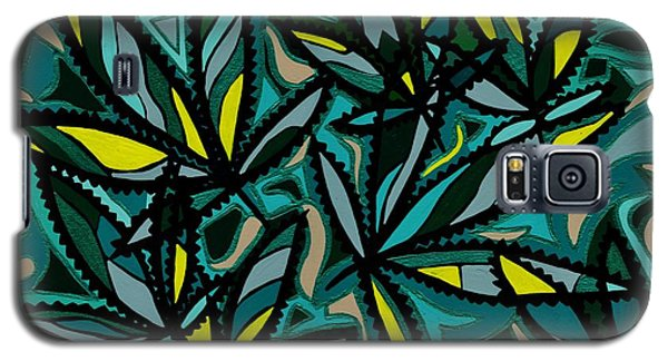 Smoke On The Water Galaxy S5 Case by Barbara St Jean