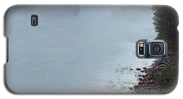Smoke On The Water Galaxy S5 Case by Kenneth M  Kirsch