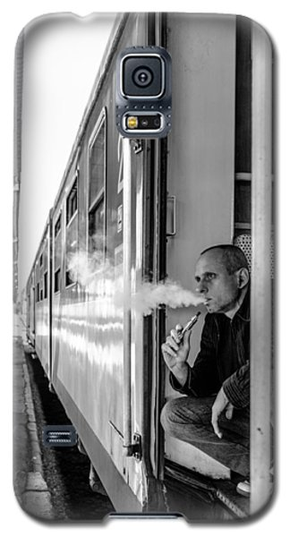 Smoke Galaxy S5 Case
