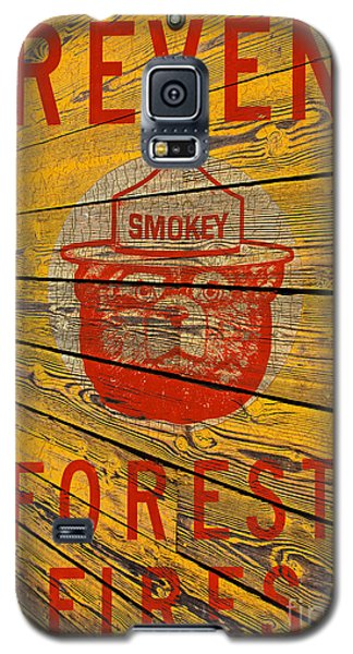 Smokey Galaxy S5 Case by David Lawson