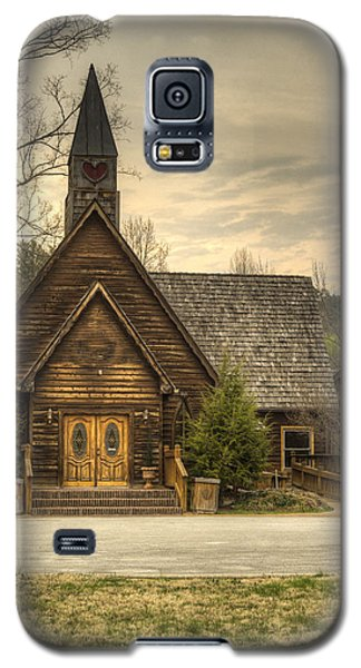 Smokey Mountain Love Chapel 2 Galaxy S5 Case