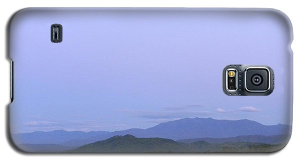 Smokies At Dusk Galaxy S5 Case by Mark Minier