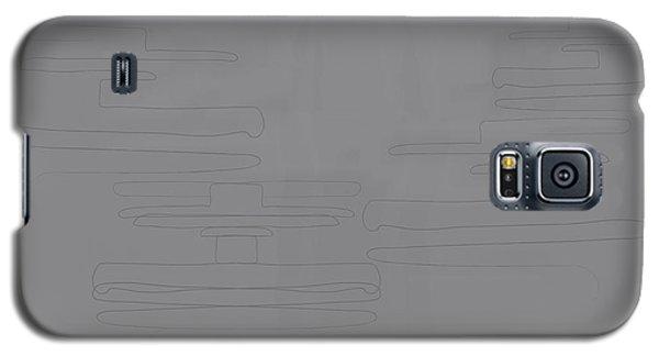Smoky Cliff Galaxy S5 Case